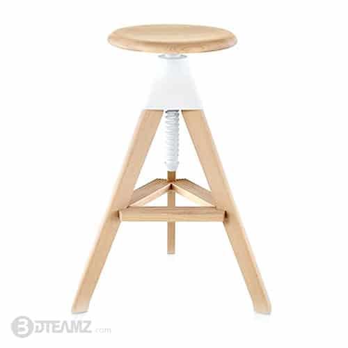 Super Hermanmiller Magis Tom And Jerry Stool White 3D Model Pdpeps Interior Chair Design Pdpepsorg